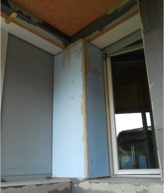 Ecofine aerogel cappotto interno - Imbotti in alluminio per finestre ...